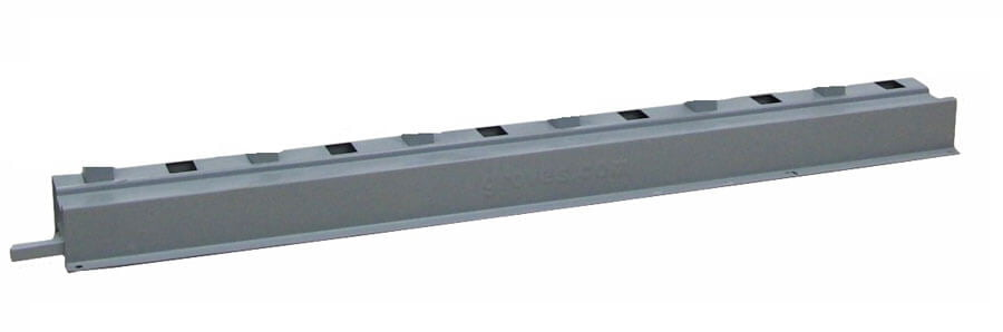 Outside Rail for 9,000 Lb. Capacity Heavy Duty Bundle Rack Long – BR2.5-90