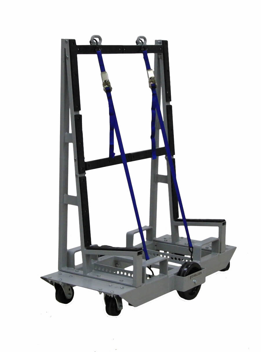 Six Wheeled Fabrication Cart – FC-48