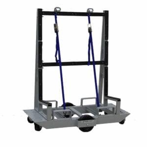 Six Wheeled Fabrication Carts 31704
