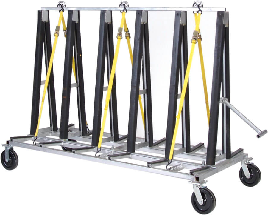 Heavy Duty Shop Cart