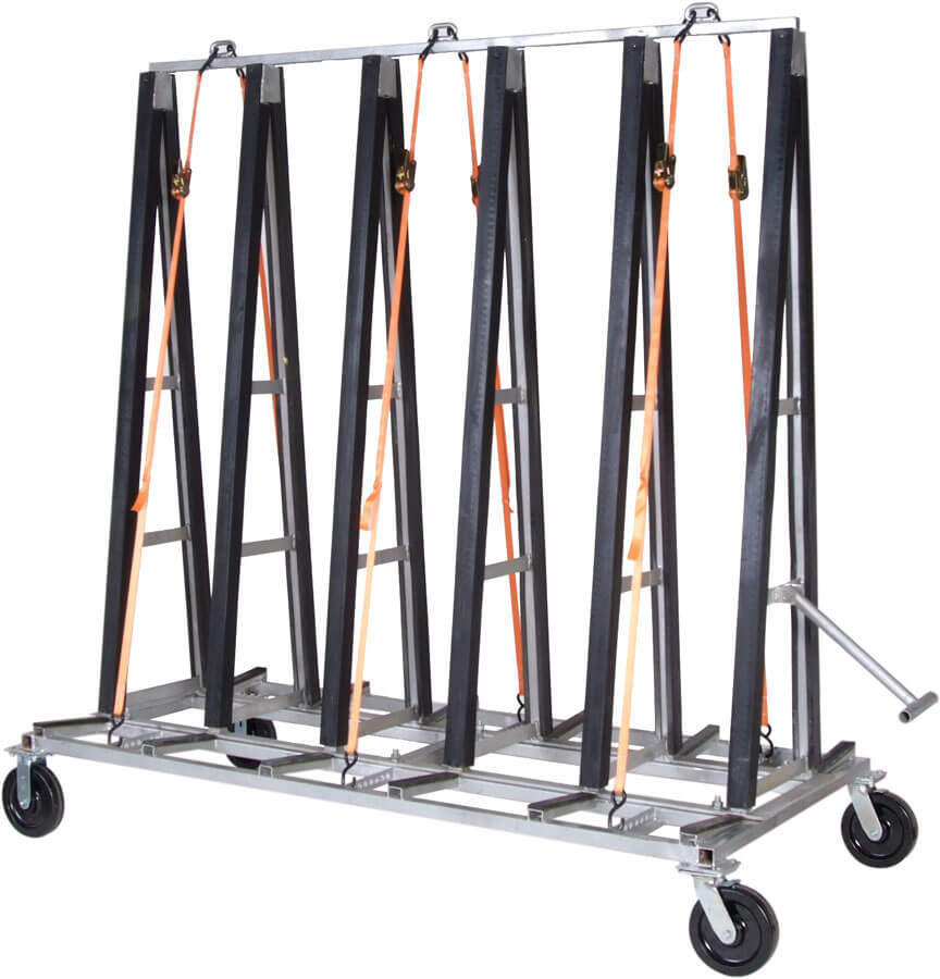 Heavy Duty Shop Cart – HDSC-8472