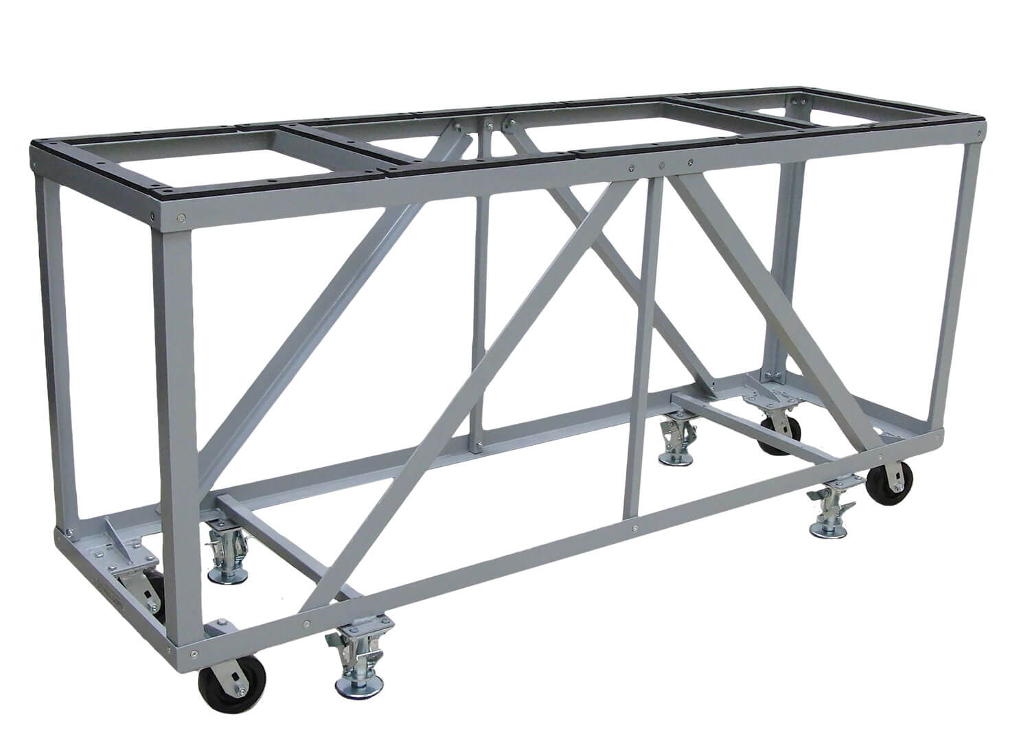 Heavy Duty Fabrication Table – Mobile