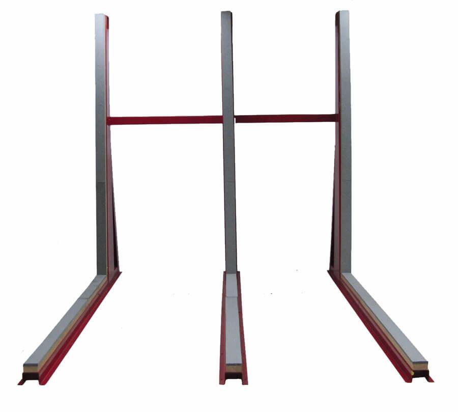 3 Wide L-Rack – L-146