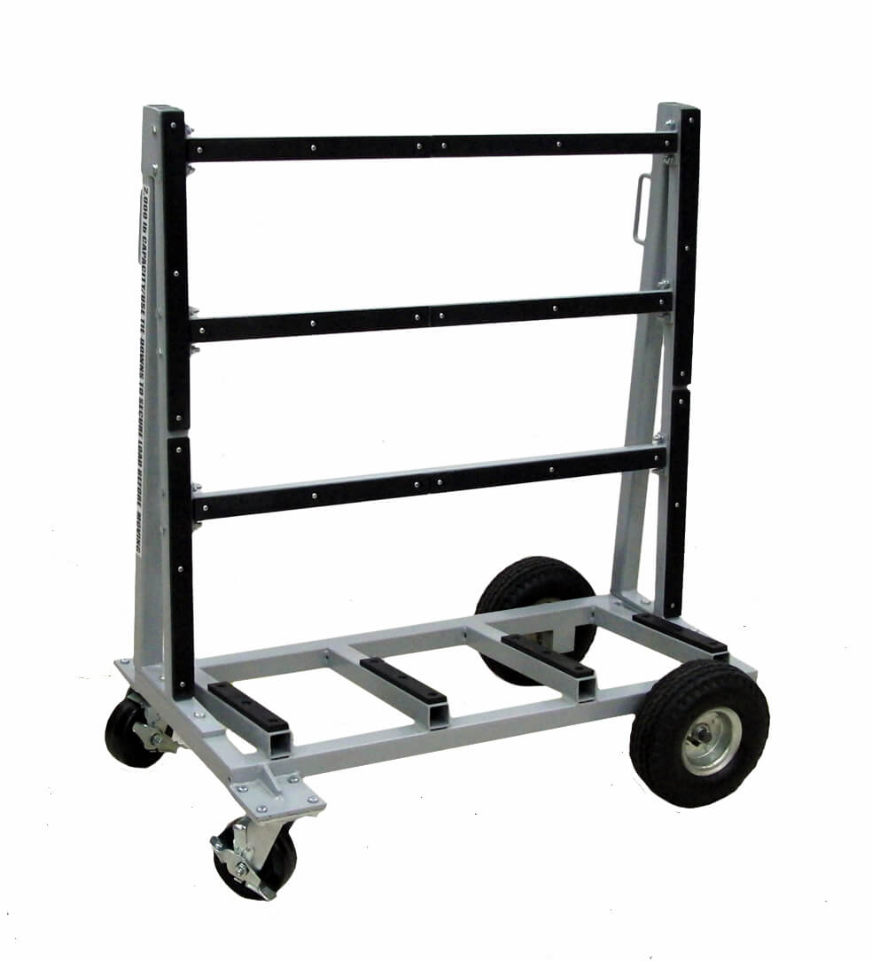 Single Sided Shop Carts – SSSC-4036