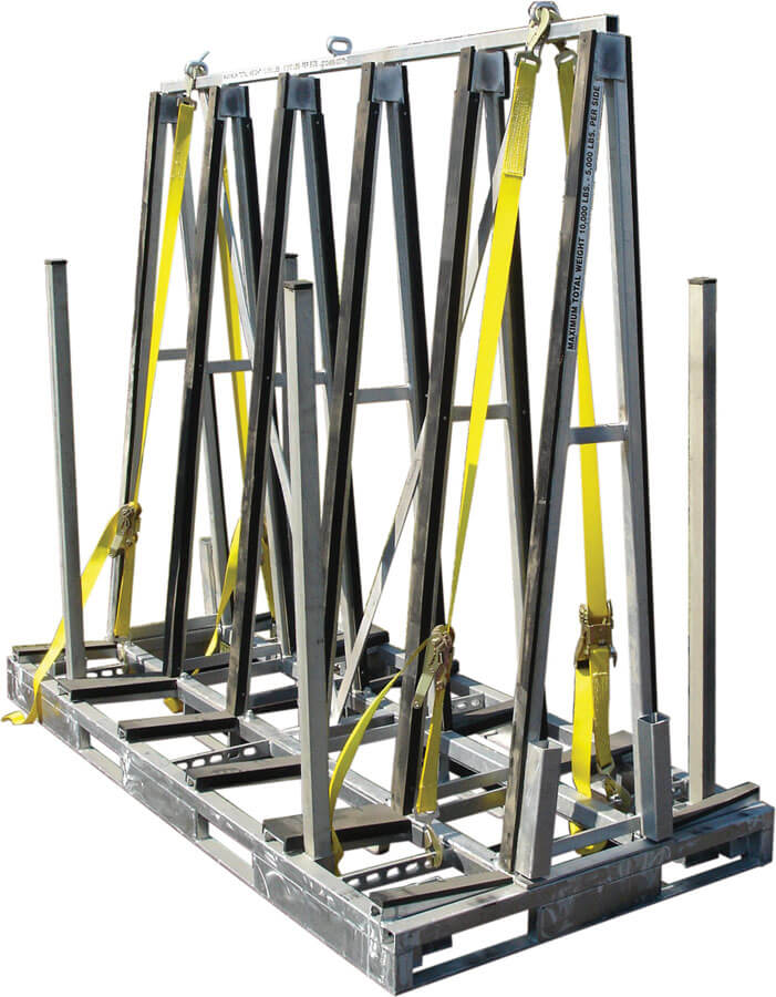 Transport Rack – 10,000 Lb Capacity – TR-10