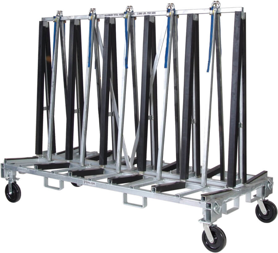 Transport Rack - 4,000 Lb Capacity