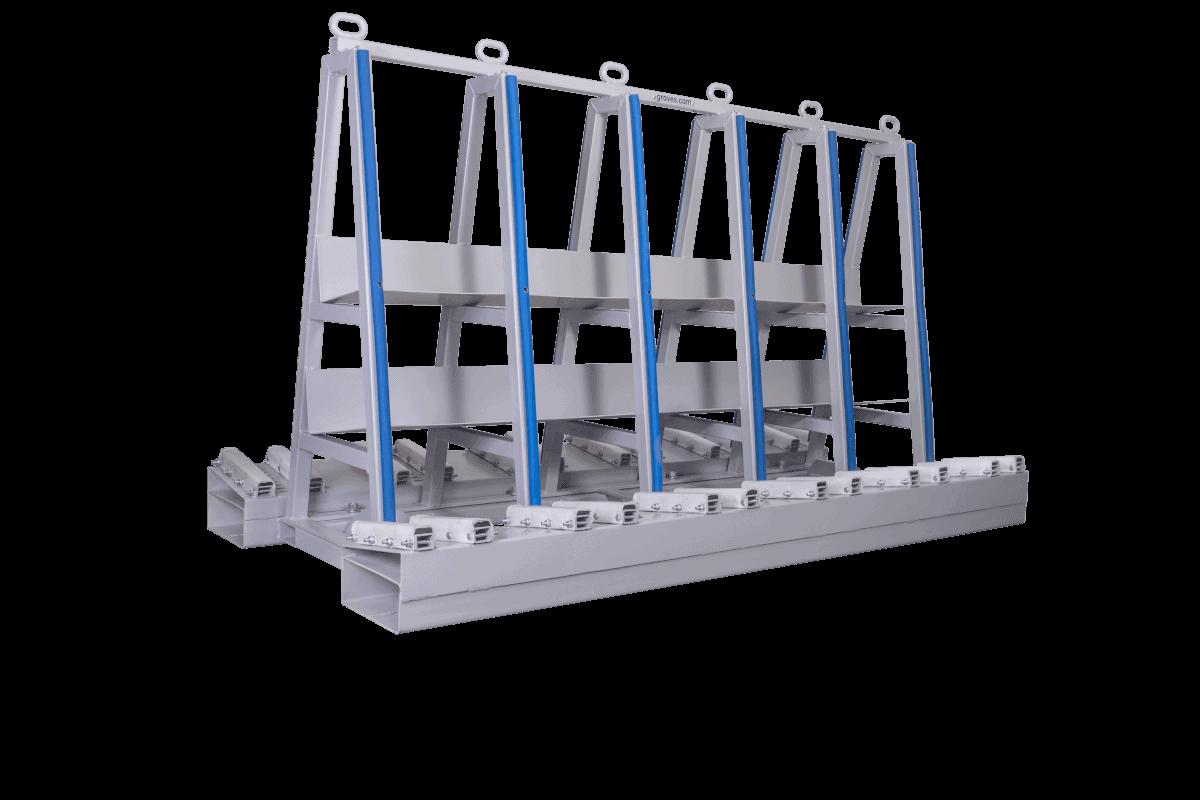 Heavy Duty Transport Rack – TR6K