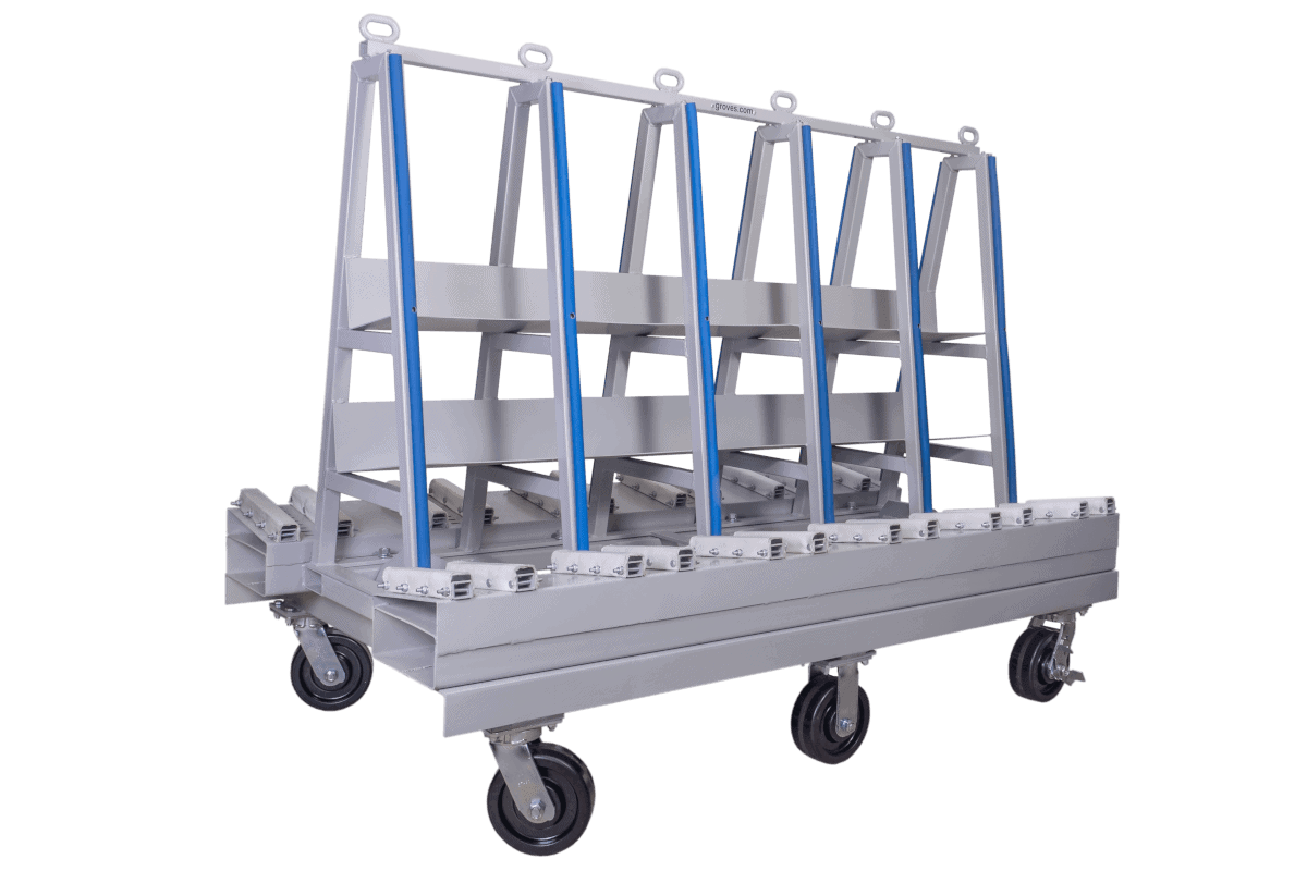 Heavy Duty Transport Rack – TR6K