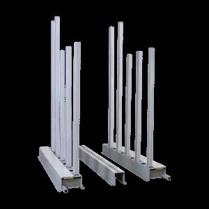 Multi-Purpose Glass Storage System - 6,000 lbs. 35960